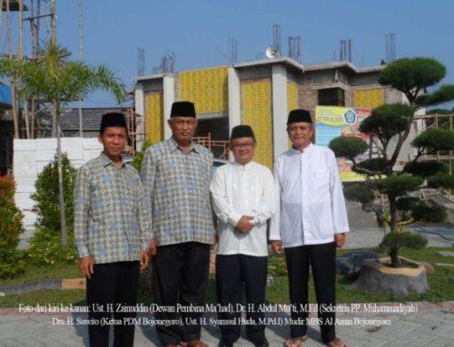 Kunjungan PP Muhammadiyah