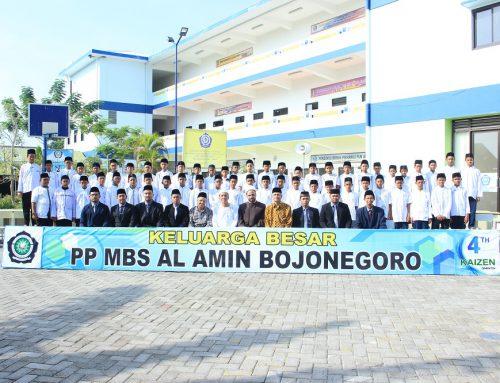 Angkatan ke-4 PP MBS Al Amin Bojonegoro